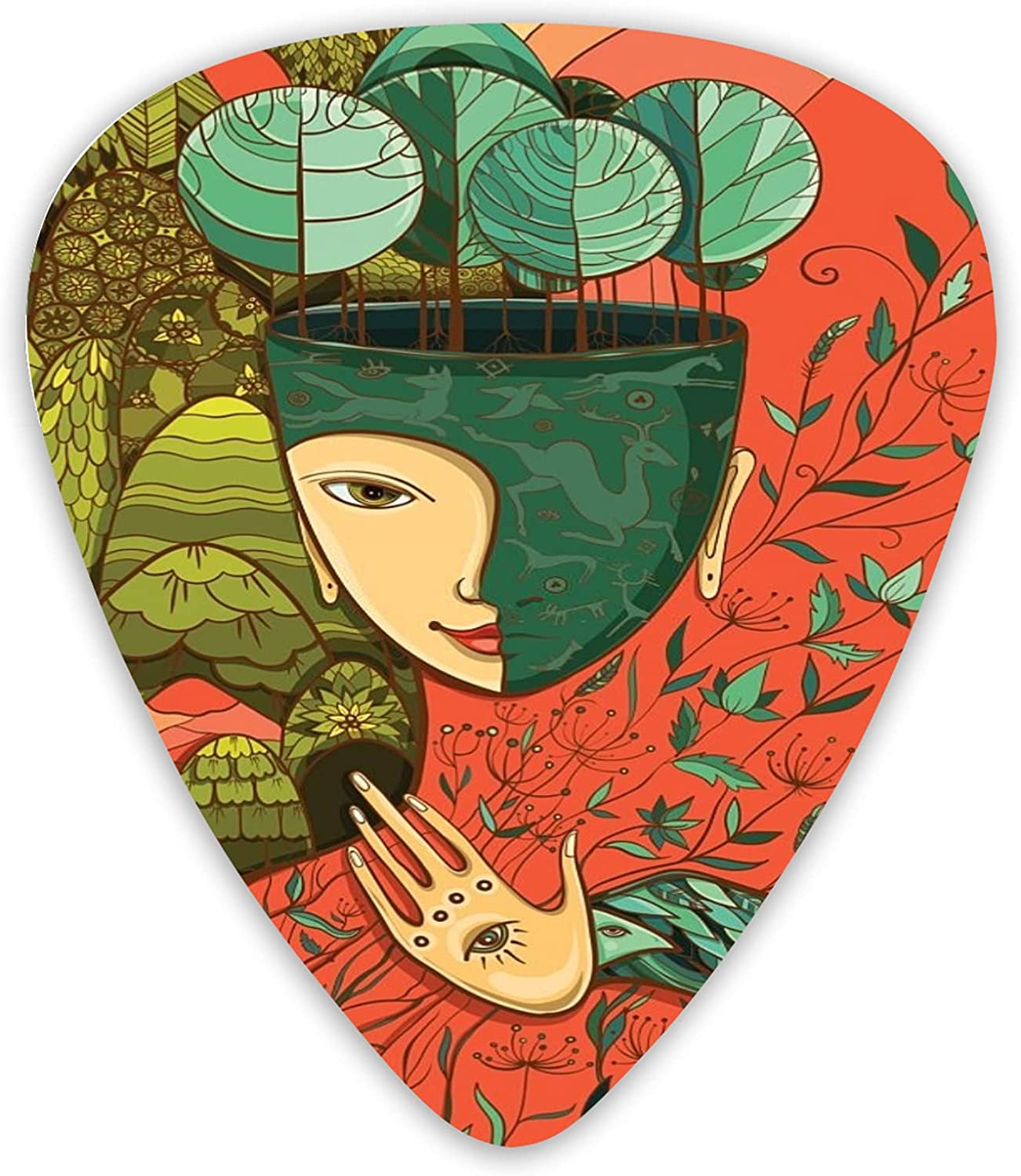 The Goddess List price Of Mother Nature Year-end annual account For Guitar Suitable 12 Picks