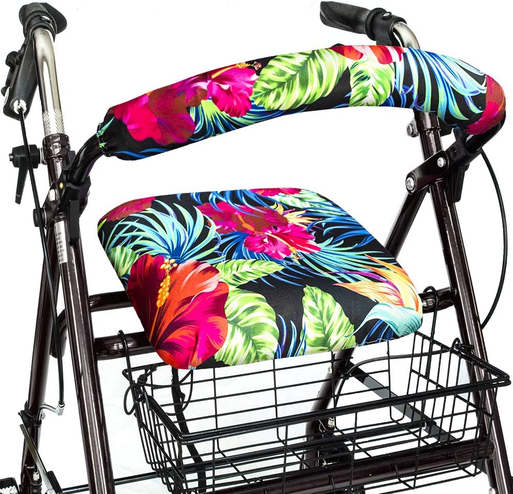 Department store Top Glides Universal Rollator Walker T Seat Covers Cash special price and Backrest
