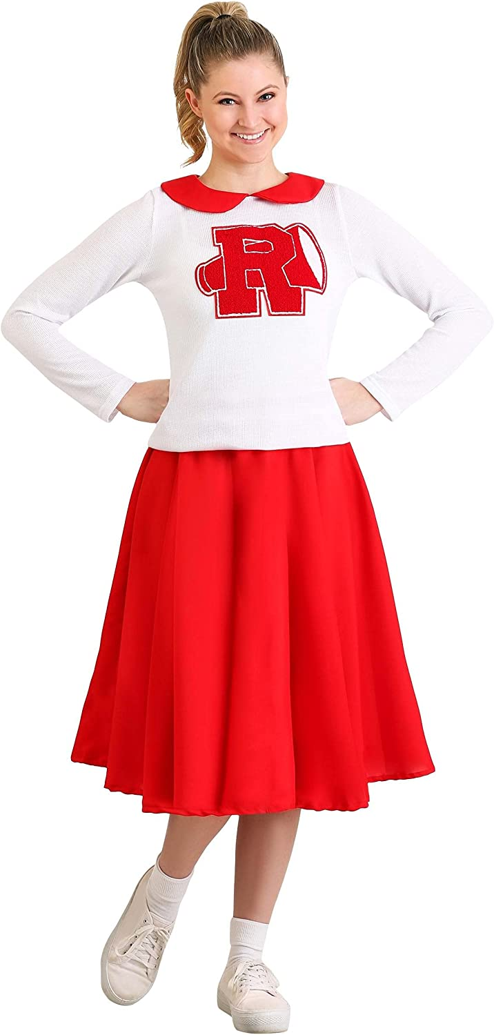 Fun Costumes Women's Rydell Wholesale High Costume Max 87% OFF Chee Cheerleader Grease