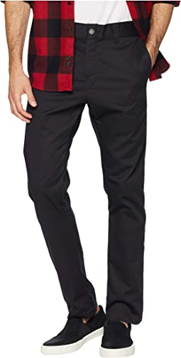 67 Collection - Slim Fit Flex Twill Pants