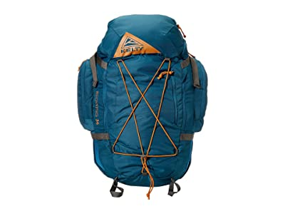 Kelty Redwing 36 (Lyons Blue/Golden Oak) Backpack Bags