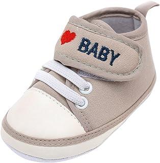 446d47b1498 VECDY Zapatillas Bebe, Linda Suave Zapatos 2019 Recién Nacido Bebé Niños  Chicos Chicas Carta Corazón