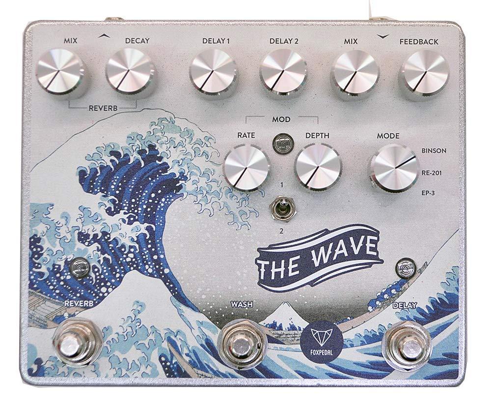 エフェクター画像 Foxpedal The Wave