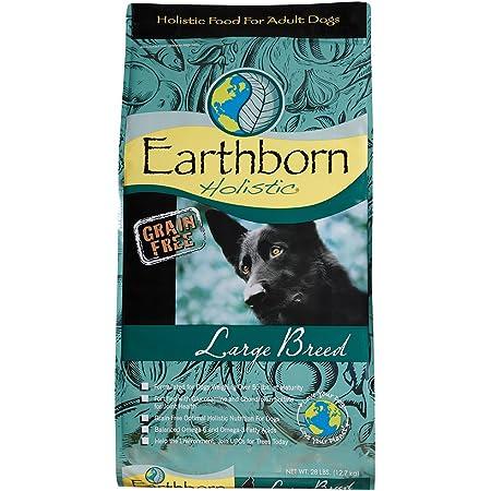 Earthborn Holistic Large Breed Grain-Free Dry Dog Food