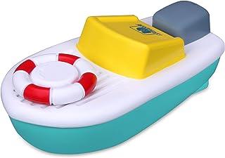 Bburago B16-89002 BB Junior Splash N Play Twist & SAIL, Blue