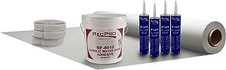 RecPro Superflex RV Rubber Roof Kit   8.5' Wide   8010   1021   Butyl (20 ft)