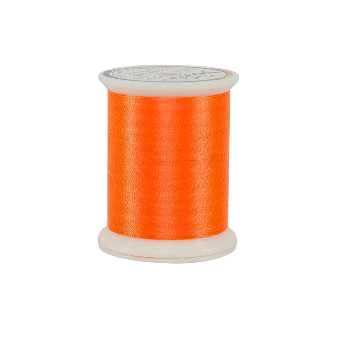 Superior Threads 10501-2193 Magnifico Tangerine Flash 40W Polyester Thread, 500 yd