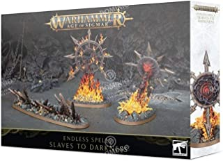 Games Workshop Warhammer Age of Sigmar: Endless Spells: Slaves to Darkness