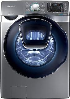 Samsung 17Kg Wash & 9Kg Dryer 1100 RPM Washer Dryer with Add Wash, Stainless Inox - WD17J9810KP, 1 Year Warranty