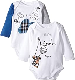 Burberry Kids - Graphic Body Set (Infant)