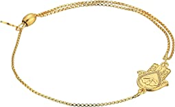 Alex and Ani Pull Chain Hand of Fatima Bracelet