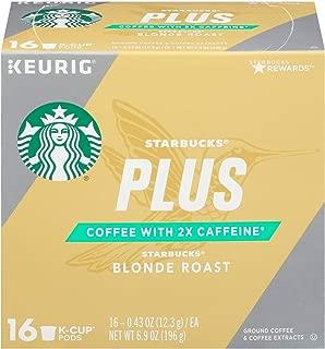 Starbucks Keurig K-Cup Plus Blonde Roast (16 pods),6.9oz, pack of 1