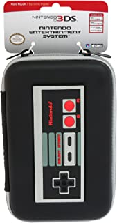 HORI Retro NES Controller Hard Pouch for Nintendo NEW 3DS XL