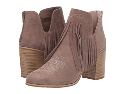 Ariat Unbridledtm Jaxson (Grey Suede) Cowboy Boots
