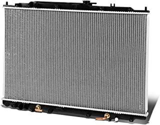 2417 Factory Style Aluminum Cooling Radiator for 01-04 Honda Pilot/Acura MDX 3.5L AT