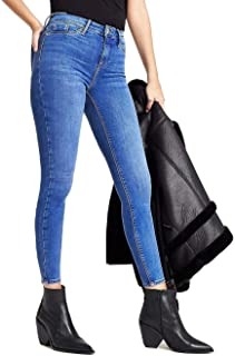 Malachi Super Stretch Mid-Rise Jegging Jeans for Women