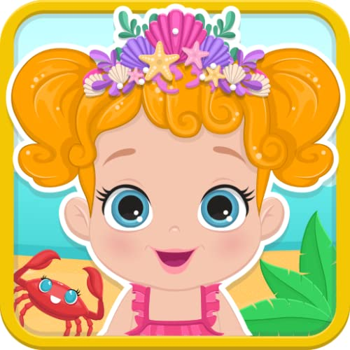 Baby Lilly's - Fun Beach Games