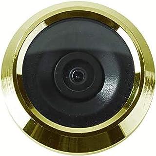 Yale 45050014321002 Cámara Mirilla Digital, Dorado