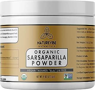 Best sarsaparilla powder benefits Reviews