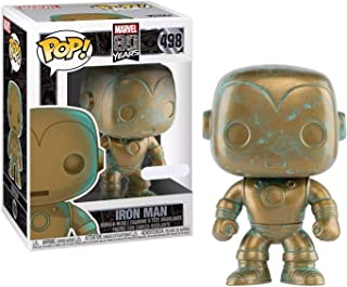 Funko Pop! Marvel: 80th-Iron Man (Pt) (Exc)Action Figure - 42223