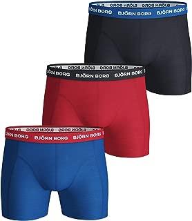 Bjorn Borg Men's Shorts Noos Contrast Solids 3p