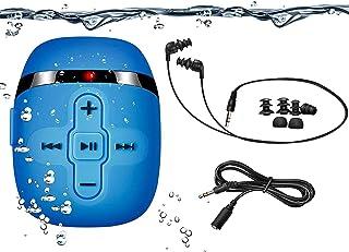 comprar comparacion 8GB de Acuatico Natación Reproductor de mp3 con Auriculares de Cable Corto (3 Tipo swimbuds),MP3 Running Auriculares Sumer...