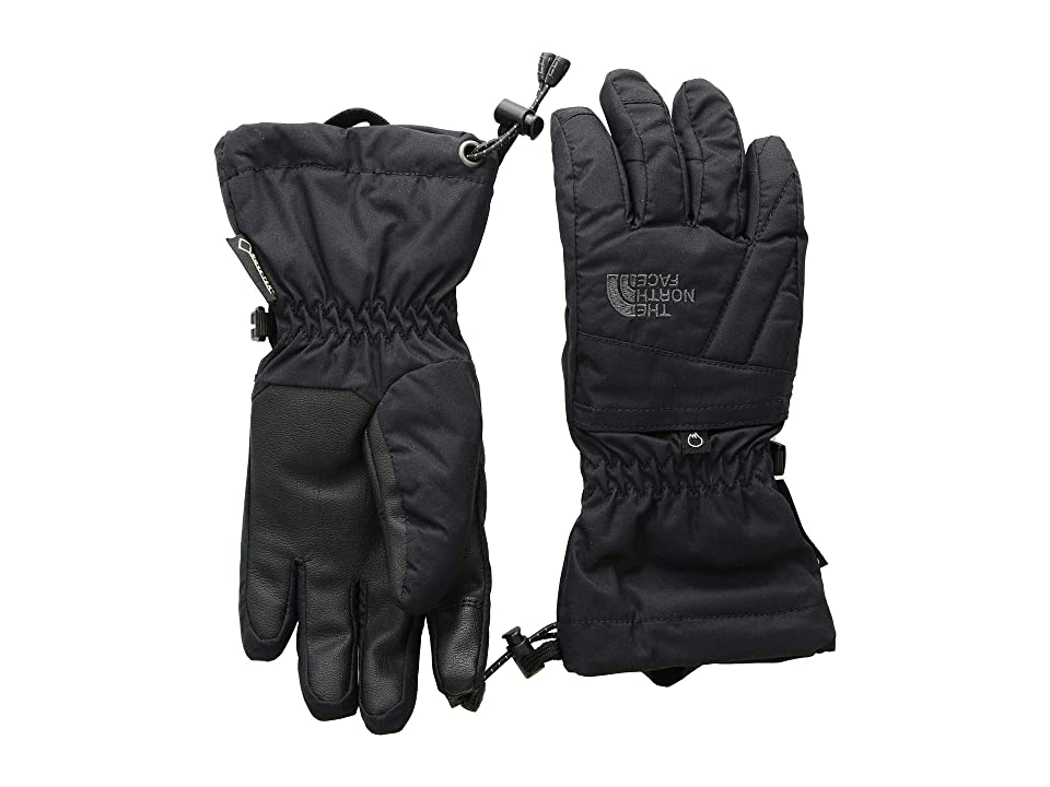 The North Face Kids Montana Gore-Tex(r) Gloves (Big Kids) (TNF Black) Extreme Cold Weather Gloves