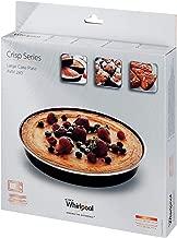 Whirlpool AVM280 Piatto Crisp a bordo alto (tortiera) per forno a microonde