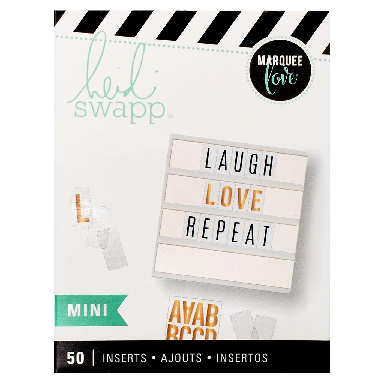 American Crafts Heidi Swapp Lightbox Tape Set Washi Pink 2 Piece