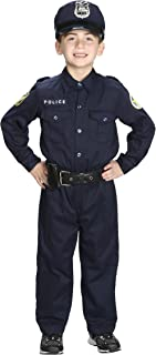 aeromax jr police officer costume