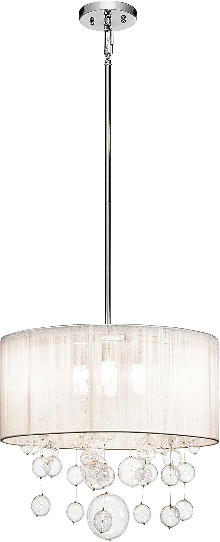 Elan 83230 Imbuia Excellence Pendant Chrome Cheap Lighting