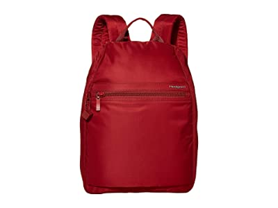 Hedgren Vogue Large RFID Backpack (Sun Dried Tomato) Backpack Bags