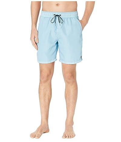 Billabong All Day Overdye Layback 17 Volley (Harbor Blue) Men