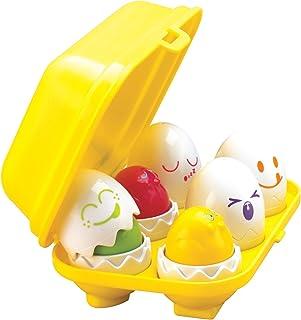 Toomies Hide & Squeak Eggs Toy
