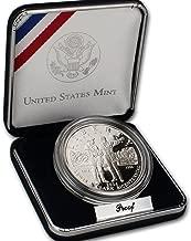 2004 P Commemorative Lewis & Clark 90% Proof Silver Dollar in OGP