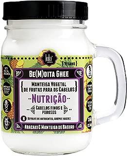 Be(M)dita Ghee Nutrição Abacaxi, Lola Cosmetics, 350g