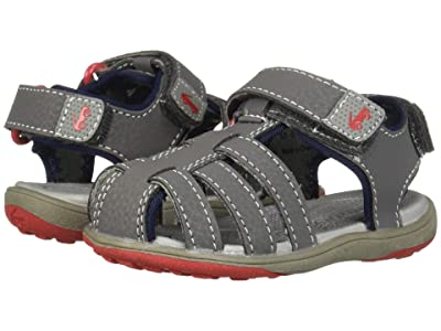 See Kai Run Kids Cyrus III (Toddler/Little Kid) (Gray) Boy