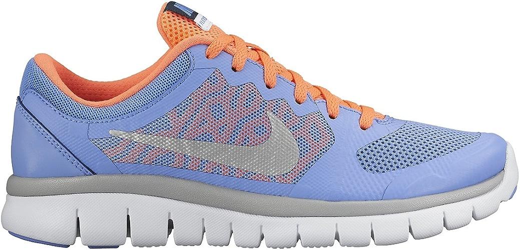 Nike Flex 2015 Run (GS), Chaussures de Running Entrainement Mixte Enfant