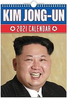 Kim Jong-Un Calendrier Mural 2021 // Drôle / Insolite / Noël / Anniversaire / Cadeau / Noveauté / Humour / Secret Santa / ...
