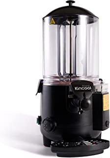 Royal-Kincool 10 Liter 2.6 Gallon Hot Beverage Quick-Brewing Automatic hot chocolate dispenser,Hot drinks maker plus hot c...