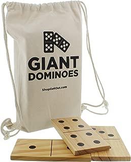 Best jumbo outdoor dominoes Reviews