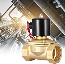 Normally Closed Solenoid Valve, 2