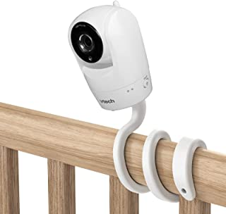 Baby Monitor Mount Anbage Baby Camera Holder Flexible Twist Mount Compatible with Vtech Monitor VM901, Vtech Monitor VM91...