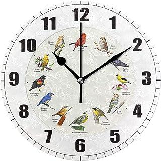 Amazon Fr Horloge Oiseaux