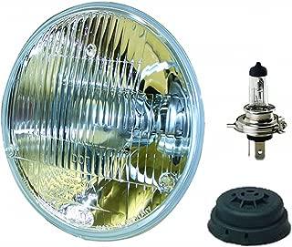 HELLA 002395301 Vision Plus 165mm High/Low Beam 12V Halogen Conversion Headlamp (HB2)