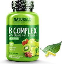 Best vitamin b complex foods for vegetarians Reviews