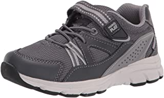 Stride Rite Boys Made2Play Journey Athletic Sneaker, Grey, 13.5 W