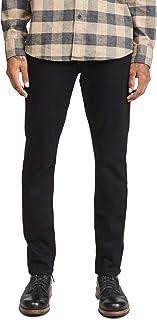 Men's L'Homme Slim Denim Jeans in Noir Wash