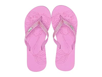 Roxy Kids Disney(r) Napili (Little Kid/Big Kid) (Pink) Girls Shoes