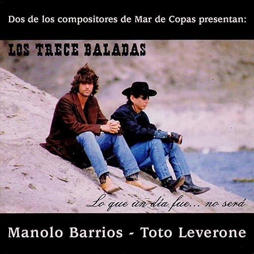 Debes Comprenderme de Manolo Barrios & Toto Leverone en ...